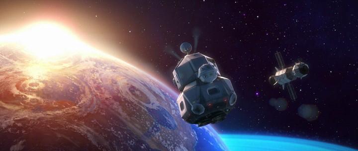 Мультфильм Планета 51